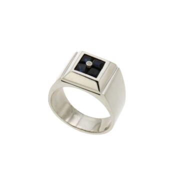 RING/AUANAS/INVISIBLE/MAN TETRAGONO 95.00*6.70=636.50e