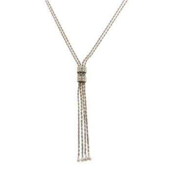 NECKLACE/2 LINES/ΕΞΑ 217A/2CHAINS