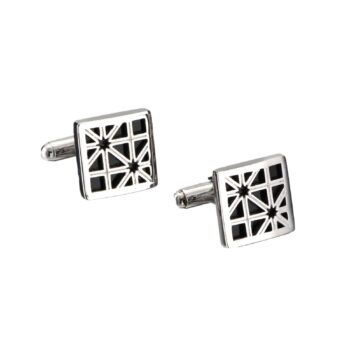 CUFFLINKS/CARRERA Y CARRERA/DF11900-060708/CORDOBA WITH ONYX