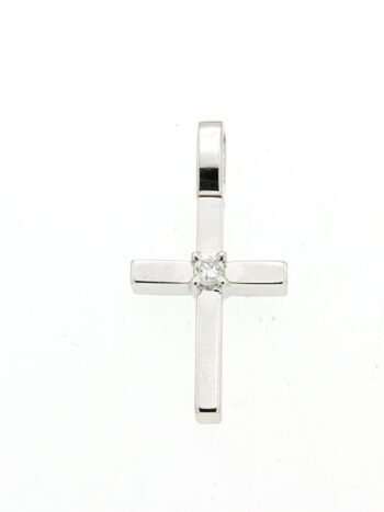 CROSS LOUSTRE 1.8*1.3cm-KENTRO BR0.07ct/33.286mon*7.0=233.00e