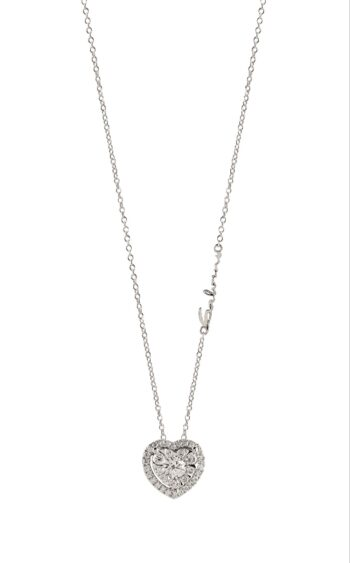 NECKLACE/SALVINI/DAPHNE LOVE/20061747/MED HEART