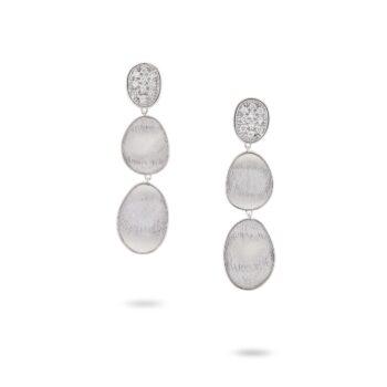 EARRING/MARCO BICEGO/LUNARIA/OB1465-B/3 ELEMENTS (1 BR)