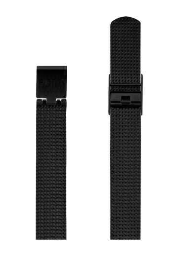 ΜΠΡΑΣΕΛΕ PICTO/1012/30mm/MATT IP BLACK STEEL MESH BAND/WIDTH 12mm