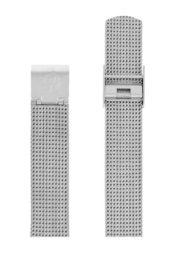 ΜΠΡΑΣΕΛΕ AJ/1608/34mm/STAINLESS STEEL MESH BAND-STAINLESS STEEL BUCKLE/WIDTH 16mm