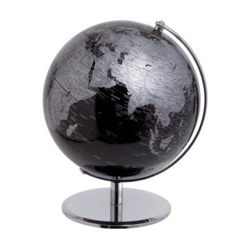 GLOBE MASCAGNI/20TO451/DIAM 25cm/COL. BLACK