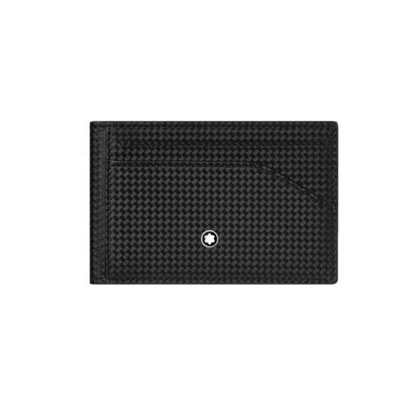 123958/CARD HOLDER EXTREME 2.0 FOLDED POCKET 6cc/BLACK