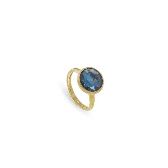RING/MARCO BICEGO/JAIPUR/AB586-TP01/LONDON BLUE TOPAZ