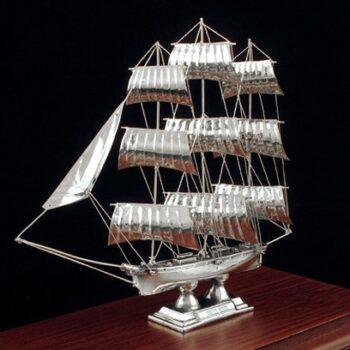 "SILVER SHIPS/ΙΣΤΙΟΦΟΡΟ ""CUTTY SARK"" Κ21/ ΑΣΗΜΙ 925"