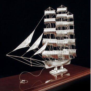"SILVER SHIPS/ΙΣΤΙΟΦΟΡΟ ""CUTTY SARK"" Κ61/ ΑΣΗΜΙ 925"