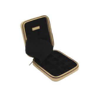 JEWELLERY CASE/26113-8/15*16.5*4cm/ASCOT/BEIGE