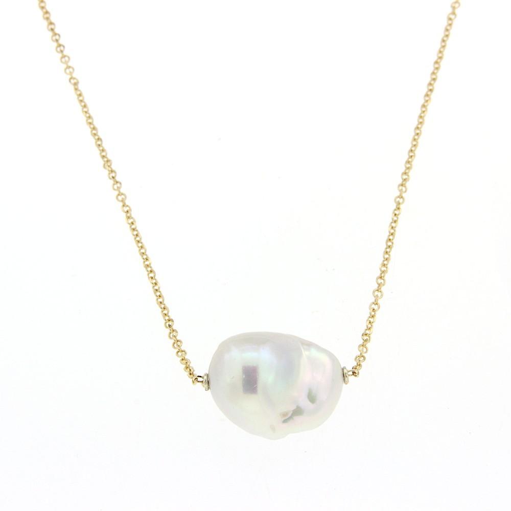 Κολιέ Maritima Pearls με μαργαριταρι